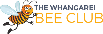 Whangarei Bee Club Logo